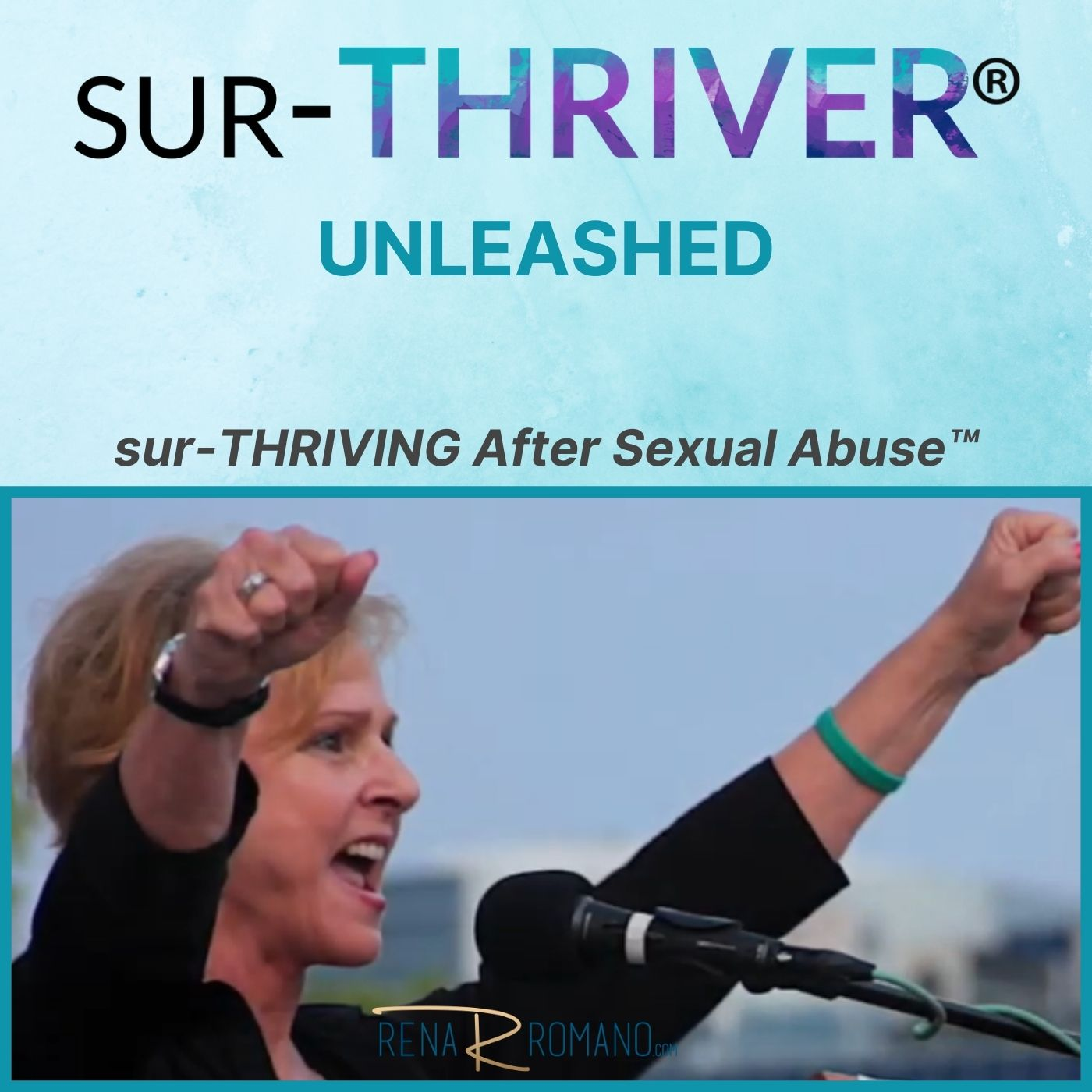 surTHRIVING™ After Sexual Abuse Podcast