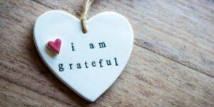 I am Grateful Blog